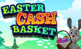 Easter Cash Basket